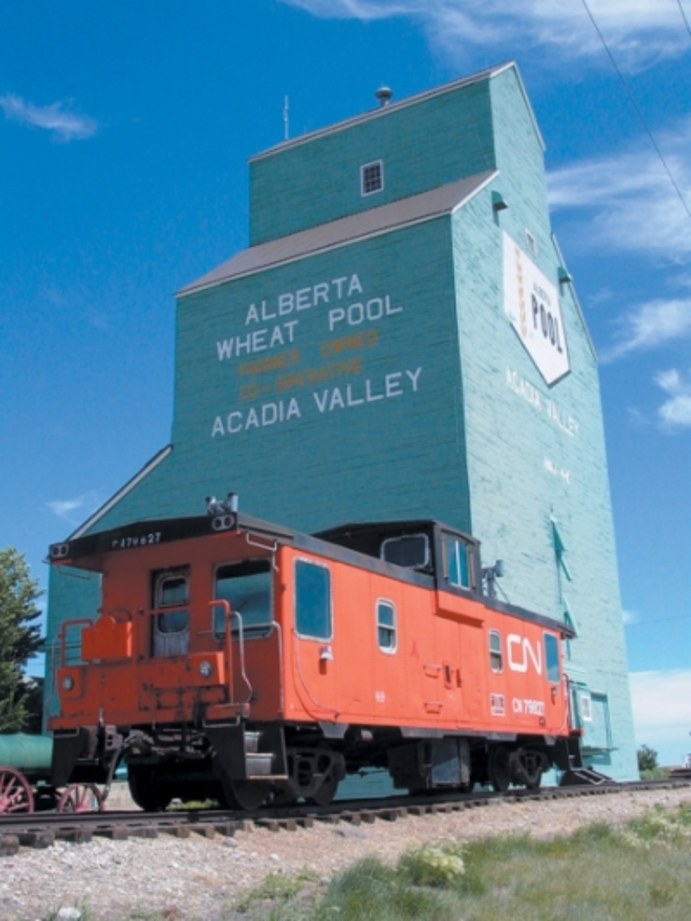 Acadia Valley Elevator Museum